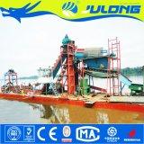 Julong Drague Chapelet Hydraulique D'extraction de L'or avec le Taux de Récupération