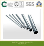 Fabricant ASTM 304 En 10216-5 Tube en acier inoxydable