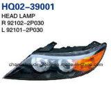 KIA Sorento'09 차를 위한 KIA 자동차 부속 고품질 헤드 램프