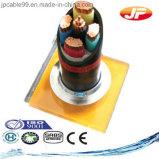 1kv, 11kv, 35kv, câbles blindés de fil d'acier d'isolation de XLPE
