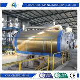 Réutilisation en plastique de rebut pour huiler des machines