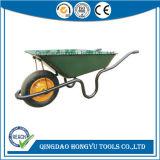 Galvanizado/Pintar una calidad superior WB3808 Carretilla