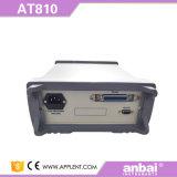 RS-232c와 다루개 공용영역 (AT810)를 가진 디지털 Lcr 미터