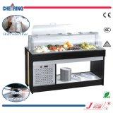 2-капоты коммерческих ресторан салат бар холодильник морозильник (M - P1500ZL4)