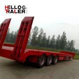 Китая Helloo трейлера низкие кровати Axles трейлера 3 Semi