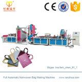 Sellado de calor y bolsa de ropa de plástico de corte que hace la máquina