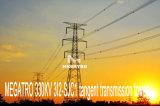 Megatro 330kv 3I2-Sjc1 Tangente-Übertragungs-Aufsatz