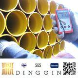 Überzogenes En877 Roheisen-Epoxidrohr für Wasser-Entwässerung