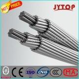 Transmission Overhead, ACSR Aluminium Conductor Steel Reinfored Câble, 45/7 fil d'aluminium, la norme ASTM