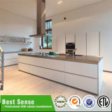 Designs Mmodern armário de cozinha de alumínio barato Modular/Metal armário de cozinha