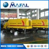 Shantui Hbt9018r Diesel de remolque de la bomba de la línea de hormigón hidráulico