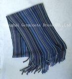 100%Acrylicは暖める編むスカーフ(JYB365)を