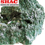 Poudre abrasive de carbure vert de Sililcon