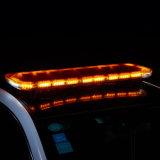 ECE R65 Utral Âmbar Barra de brilho elevado de baixo perfil