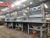Las cuchillas de martillo de aserrín de madera de la planta de la máquina