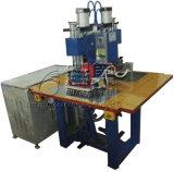 Synchrone Schweißens-und Ausschnitt-Hochfrequenzmaschine für die Kurbelgehäuse-Belüftung Prägung