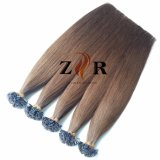 La couleur des cheveux européen 10 Double appelée cuticule sèche Remy Hair