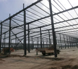 Fácil instalação e montagem de estruturas de aço de construção de armazém