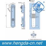 Yh9626 liga de zinco Compartimento eléctrico Plane Lock