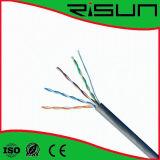 Câble LAN CMR résistant au feu câble Cat5e