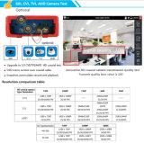 """"""" tester della macchina fotografica del CCTV 4.3 per il IP Ahd Ctvi Tvi SDI"""