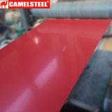 PPGI/PPGL/ha preverniciato la bobina d'acciaio/lo strato del ferro ricoperto colore