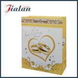 Les ventes en gros Wedding des vacances conçoivent le sac fait sur commande bon marché d'emballage de papier de logo