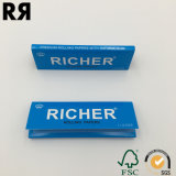 Rauchende lange Papiergröße 107*44mm des reicheren ultra dünnen langsamen brennenden Reis-13GSM