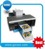 フルカラーの自動化されたCD DVDのインクジェット印字機