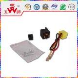 Haut-parleur automatique de véhicule de klaxon d'escargot pour la pièce de machines