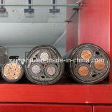 Fabriqué en Chine Conducteur en cuivre de compétitivité des prix câble EN POLYÉTHYLÈNE RÉTICULÉ 132kv