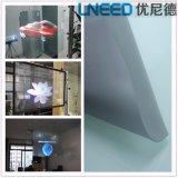 Tela de projeção traseira, película de tela traseira do projetor, película da projeção traseira