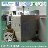 Da fábrica de controle remoto do PWB da placa 94V0 do PWB do diodo emissor de luz SMD placa redonda do PWB do diodo emissor de luz