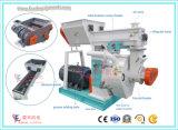 Cáscara de maní máquina de fabricación de pellets granulados