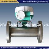 Gás & Rotameter líquido da câmara de ar do metal de Digitas com interruptor para a água