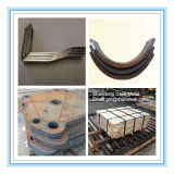 Nm400 Nm500 haltbare Stahlplatten Aromr Stahlplatte