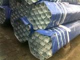 Tubo de aço galvanizado com ranhuras em todos os tipos de espessura de zinco venda quente no Chile com preço de fábrica