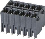 Bloco de terminais plug-in de plástico LCP (WJ15EDGVHB-THT)