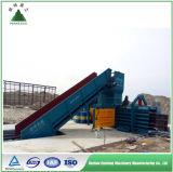 China-Fabrik-Preis-automatische Altpapier-hydraulische Ballenpresse mit Cer