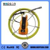 Tiefbaurohrleitung-Reinigungs-Inspektion-Kamera mit 17mm Kamera-Kopf