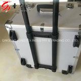 Il contenitore di Rod di tiro della lega di alluminio Props il contenitore elaborante su ordinazione di barra di traino della casella