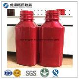 بالجملة محبوب أحمر [175مل] مربّعة زجاجة خردة زجاجة بلاستيكيّة مع حبّة صندوق
