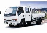 Isuzu 600p Double Row Van Truck Nkr77llewcjaxs