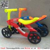 Aprovado pela CE Kids empurre o aluguer de bicicleta de plástico de bicicleta de equilíbrio para crianças