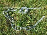 호주 최신 판매에 의하여 직류 전기를 통하는 농장 문 이음쇠