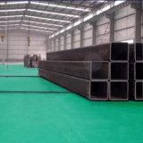 Tubo de la casilla negra Q195 en el surtidor de China