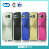 Neuer Fashion Aluminum Metal Back Cover Handy Fall für Samsung S6