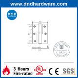Dobradiça arquitectónica da ferragem dos acessórios da porta com certificado do UL