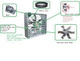 Geflügel-landwirtschaftlicher großer Absaugventilator für Gewächshaus-Ventilation
