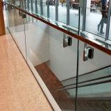 Ausgeglichenes und lamelliertes Swimmingpool-Glas